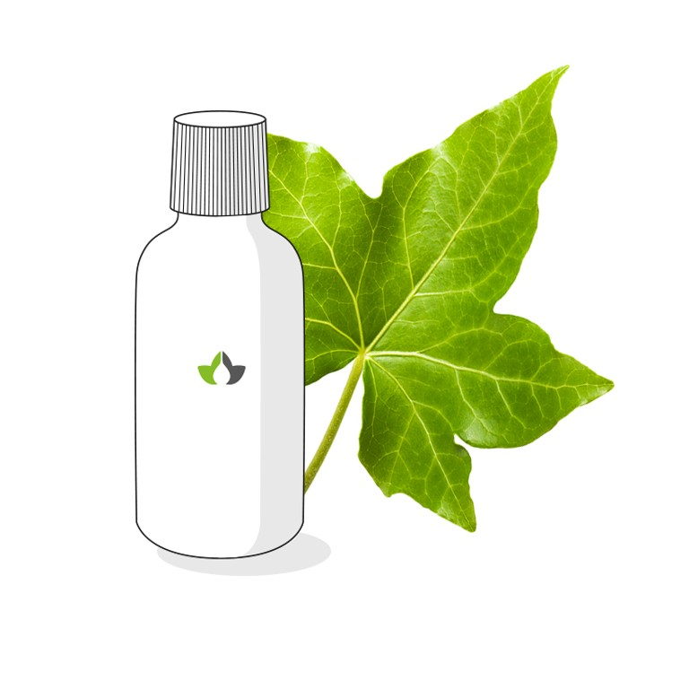 Ivy leaf solution