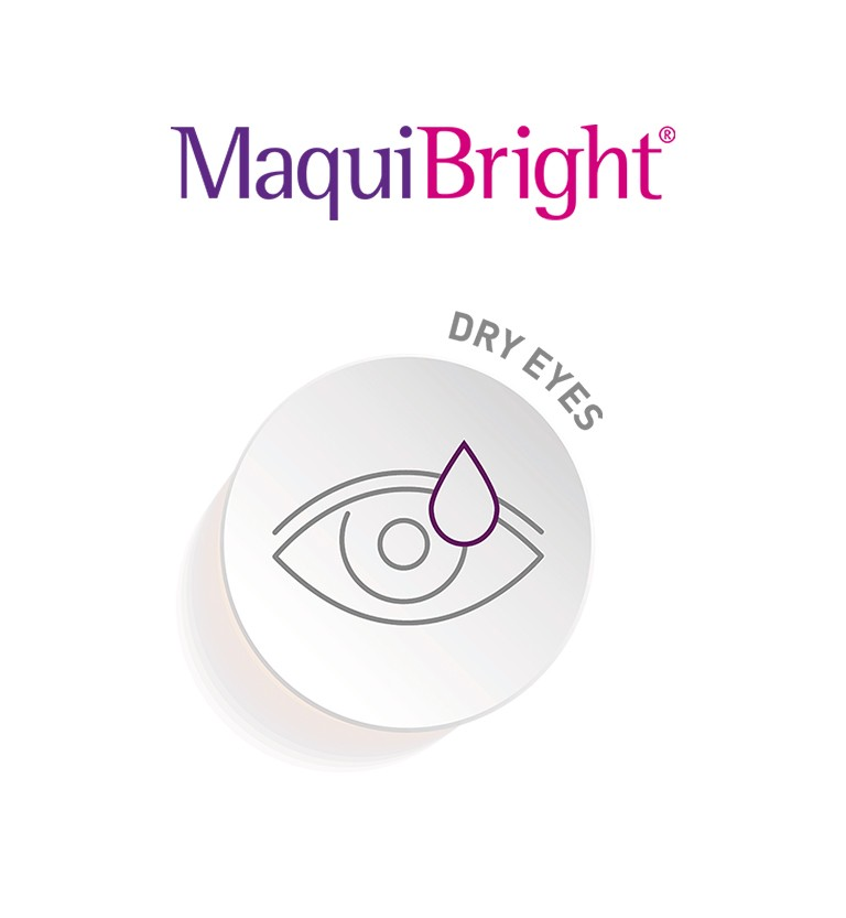 MaquiBright® - Maqui Berry Extract for Dry Eyes