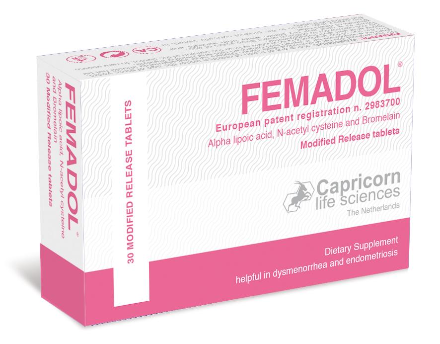 FEMADOL tablets